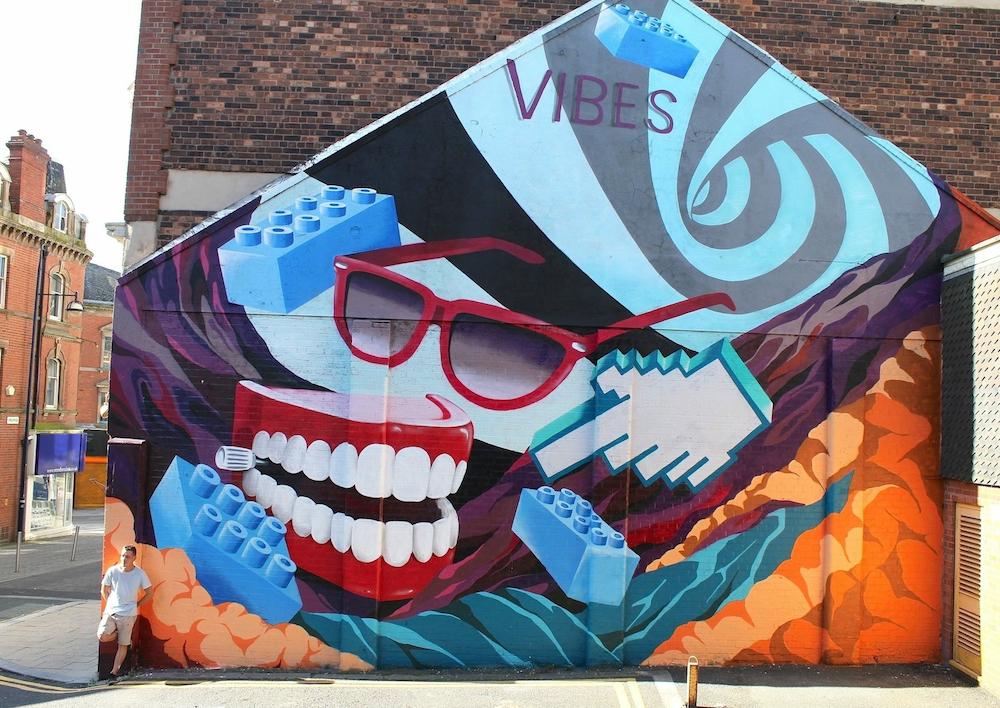 stoke mural